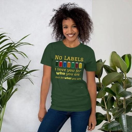 No Labels - T-shirt
