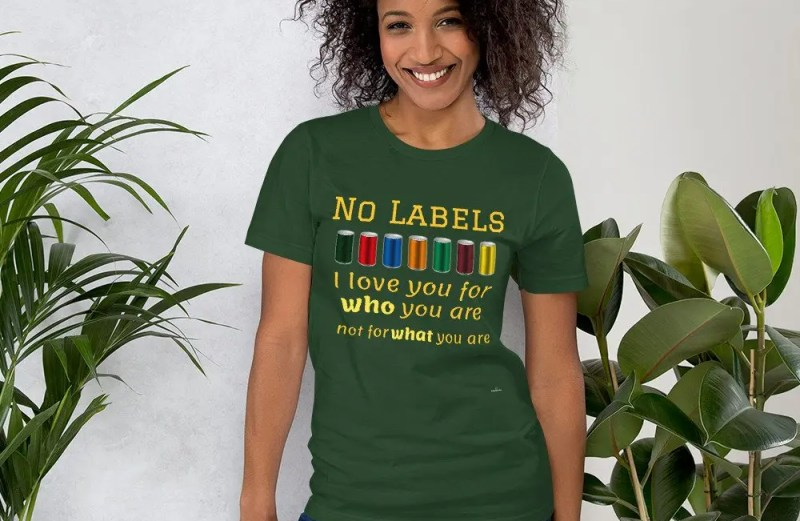 No Labels - T-shirt