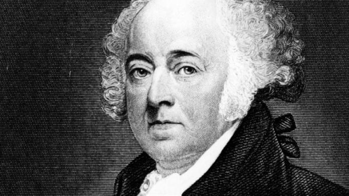 John Adams.