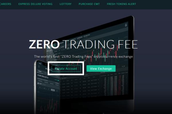 Cobinhood 手数料 無料 分散型 仮想通貨 取引所 登録方法 ご紹介