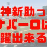 動画付 阪神タイガース 新外国人 助っ人 メジャー エフレン・ナバーロ 徹底解剖