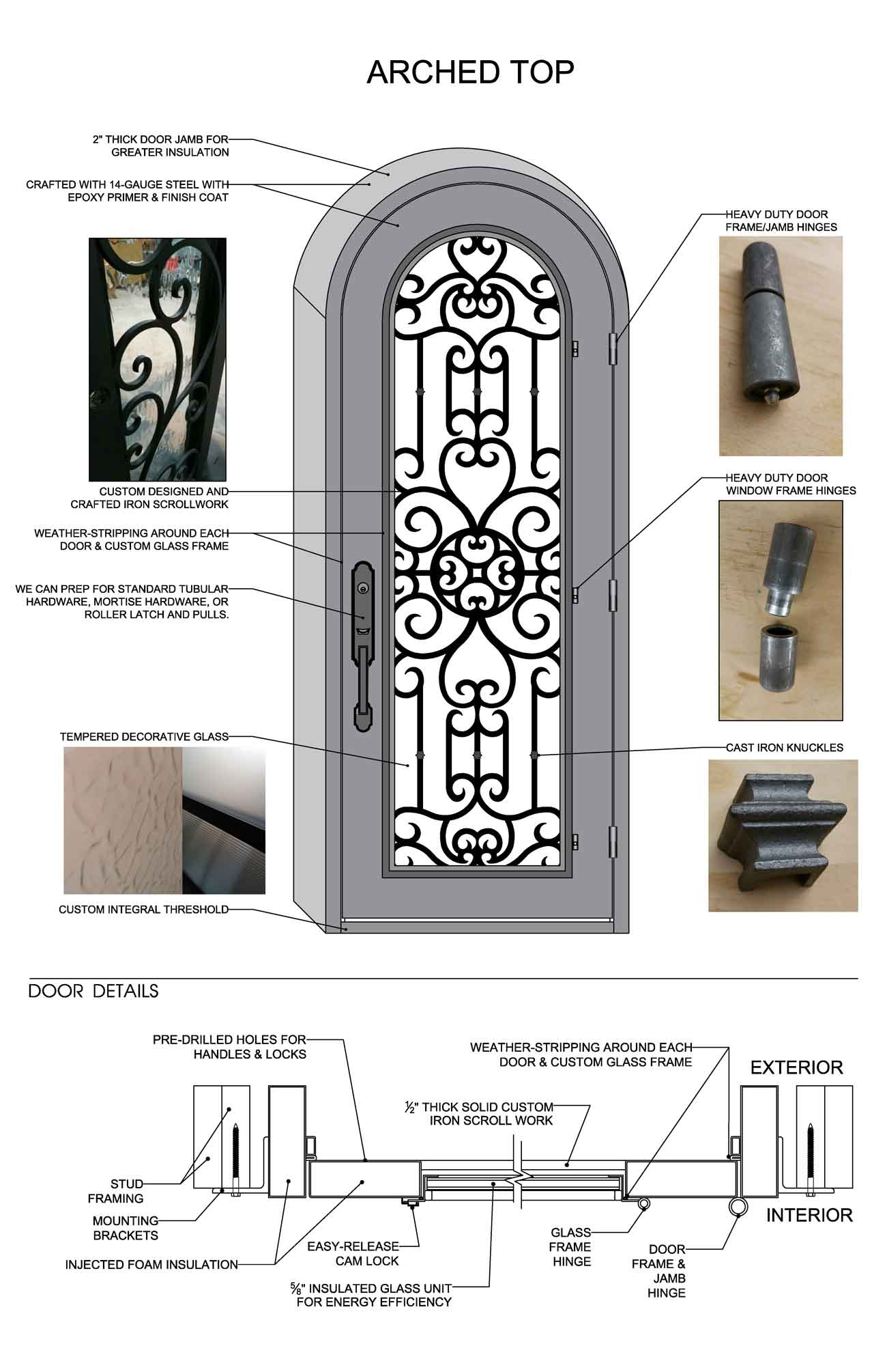 hight resolution of thermally broken doors windows specifications