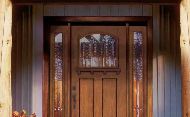 Jeld Wen Windows Doors Presidio Doors Custom Iron