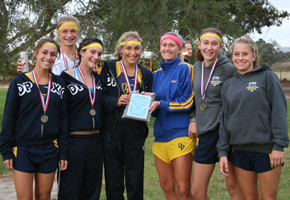 Charger girls take 2nd consecutive county crown