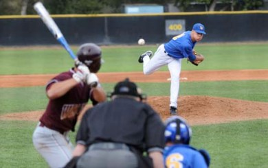 No problems with bats in Gaucho opener