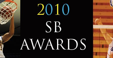 Johnson, Saraceno get top nods at SB Awards