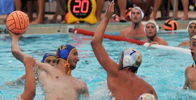 UCSB hangs tough with Montenegro but falls 19-6