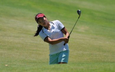 Mar makes it happen at Women's SB Open
