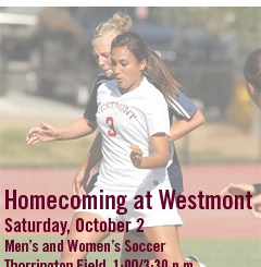 Westmont Hall of Fame welcomes three new inductees