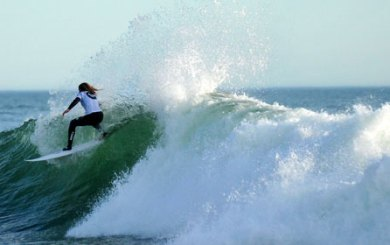 McCabe king of 'Queen of the Coast'