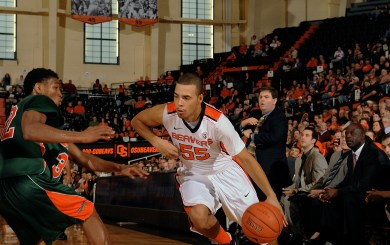 Former Dons star Nelson making an impact at Oregon State