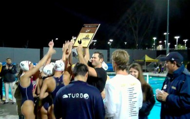 A perfect finish for DP: 4th straight CIF water polo title
