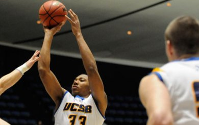 UCSB star Johnson declares for NBA Draft