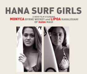 'Hana Surf Girls' to screen in Isla Vista on Saturday