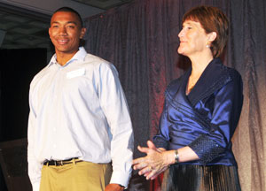 2010-11 Athletes of the Year