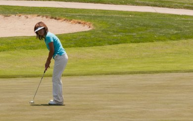 Misho runs away with S.B. Women's Open title