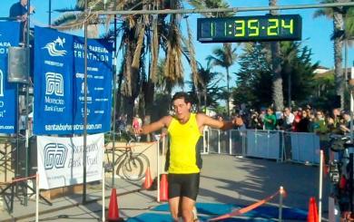Santa Barbara Triathlon Sprint Course — Presidio Sports