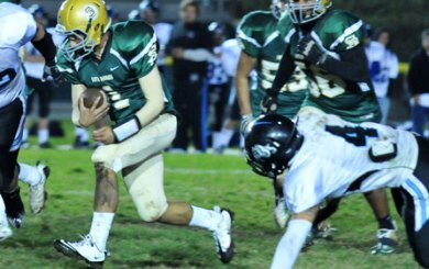 Caines takes over the helm of Santa Barbara High football