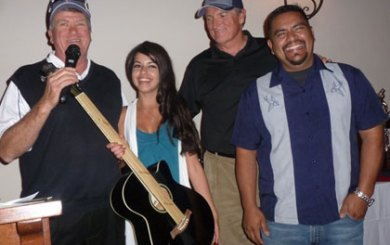Good vibes at Foresters' annual golf tournament