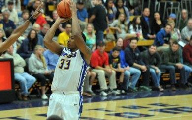 IN GAME UPDATES: UC Santa Barbara vs. UNLV men's basketball