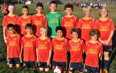 SBSC U12 White travels to tackle EPL