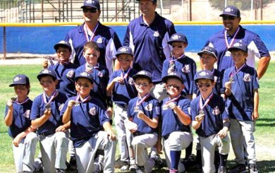 District championship goes to Goleta Valley South 7/8 All-Stars