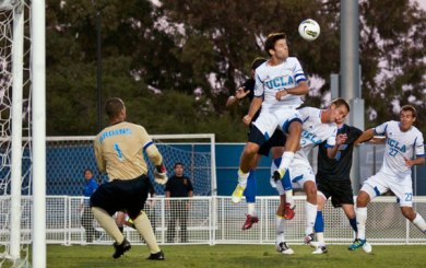 John Zant: Win in Westwood was UCSB Soccer's first