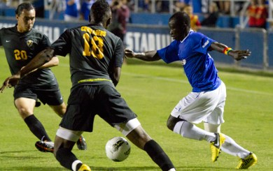 Boateng leaves UCSB for pro team in Sweden