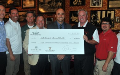 Press Luncheon: Golf teams benefit big from Glen Annie