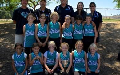 Goleta U8 team wins Lindsay Rose Memorial tourney