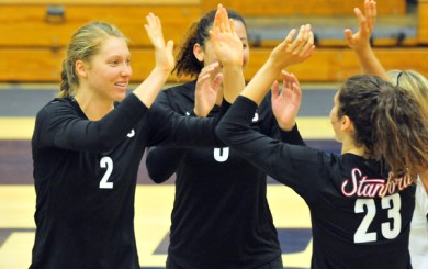 Wopat leads Stanford attack against Gauchos