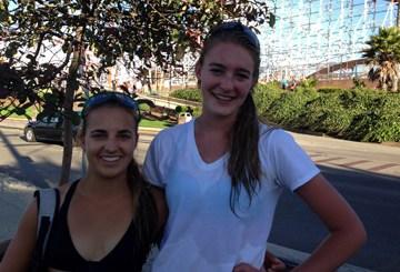 Bennett-Evans capture Santa Cruz Open title