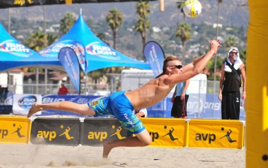 Walsh-Jennings, Ross make AVP debut in Santa Barbara