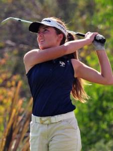 Channel League champion Megan Caird returns for Dos Pueblos.