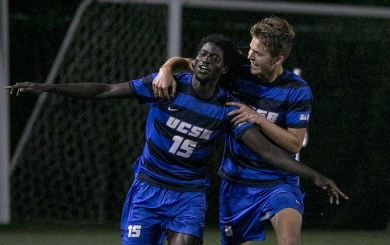 MSoc: Jome makes the plays in UCSB's 7th straight