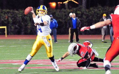 Bishop Diego comes up short at the wire, falls to Nordhoff in semis, 24-21