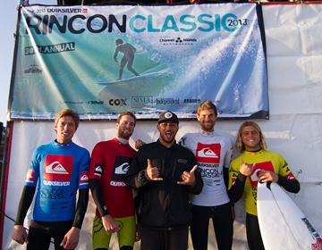 Rincon Classic 2013
