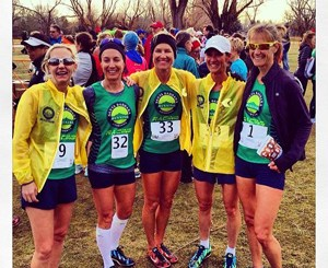 SB Running in 4th at USA Cross Country Championships