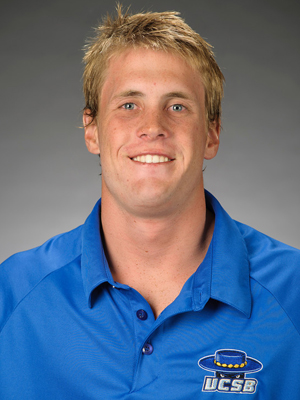 Nick Johnson - UCSB Water Polo