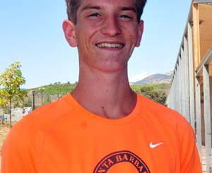 High School Runner of the Month: Tyler Bradford