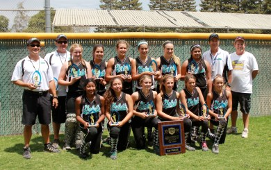 Goleta Thunder 12U win national qualifier