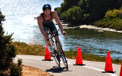 Radel, Kosmo win Goleta Beach Triathlon