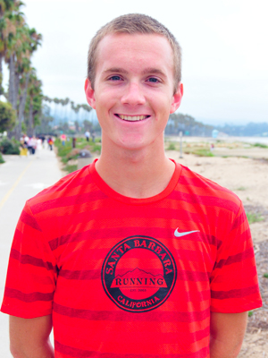 Walker Odell - High School Runner of the Month