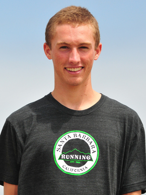 Cooper Farrell - High School Runner of the Month