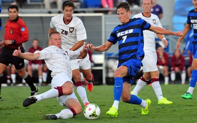 McKenna creates in UCSB victory over Westmont