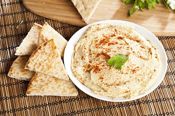 Athlete Nutrition - Hummus