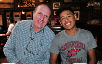 SBART Luncheon: Deafness doesn't stop Carpinteria's Tavira