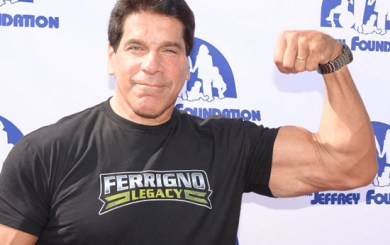 Lou Ferrigno's fitness festival to debut in Santa Barbara