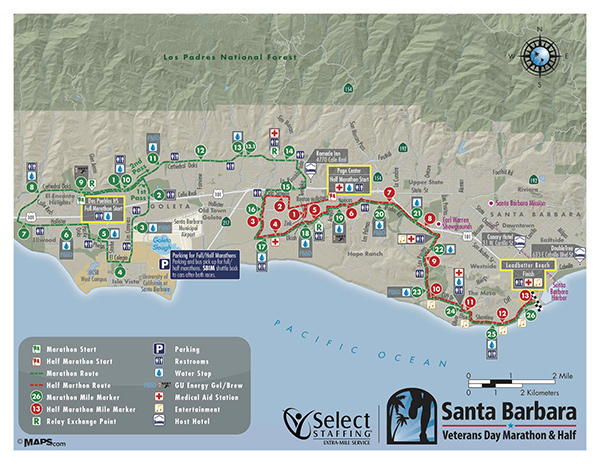 Rupp is the Goleta Course