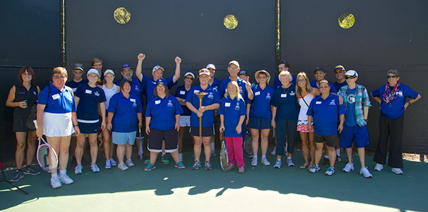 Special Olympics Tennis Classic